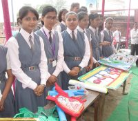 Students is Science Exhibition